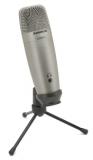 Студийный конденсаторный USB микрофон Samson C01U Pro
