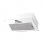 Встраиваемая кухонная вытяжка LEX GS BLOC LIGHT 600 WHITE