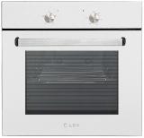 Встраиваемый электрический духовой шкаф Lex EDM 040 WH белый