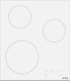 варочная панель Korting HI 42031 BW
