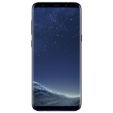Смартфон Samsung (G955) Galaxy S8+ Dual sim 64Gb LTE (Цвет: Midnight Black / Чёрный бриллиант)