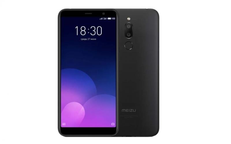 Смартфон Meizu M6T 2/16GB Black