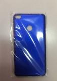 Силиконовый чехол для Xiaomi Mi Max 2 Синий