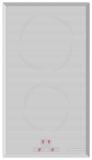 Электрическая варочная панель Zigmund & Shtain CIS 030.30 WX