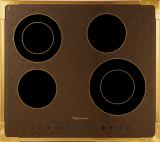 Электрическая варочная панель Kuppersberg FA6RC Bronze