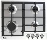 Встраиваемая газовая варочная панель Lex GVS 642 IX