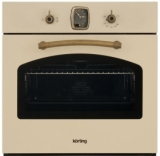 Газовый духовой шкаф Korting OGG 741 CRB