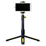 Селфи палка трипод для смартфонов Black Eye Filming Handle Tripod (FM001)