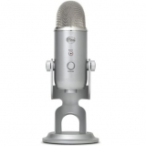 Микрофон Blue Microphones Yeti silver (988-000238)