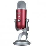 Микрофон Blue Microphones Yeti Steel Red (988-000194)