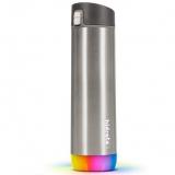 Умная бутылка HidrateSpark Steel Smart Water Bottle 0,62 л серебристая (HI-006-011)