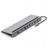 Док станция Belkin USB-C 11-in-1 Multiport Dock (INC004btSGY)