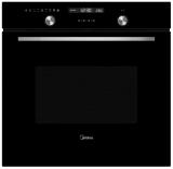 Встраиваемый электрический духовой шкаф Midea MO78101CGB
