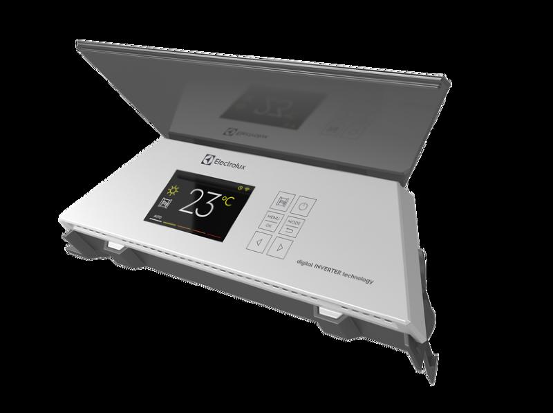 Блок управления конвектора Electrolux Transformer Digital Inverter 3.0